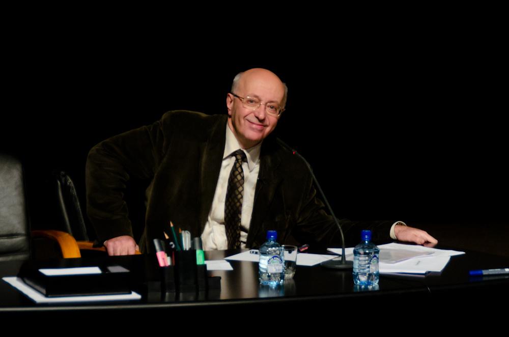 Сергей Кургинян. Фото: SJabberwocky / Wikipedia.org