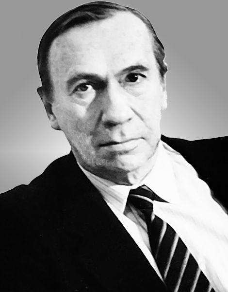 Сергій Семанов. Фото: wikipedia.org