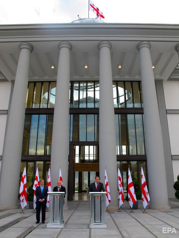 Фото: Georgia Presidential Press Service / ЕРА[