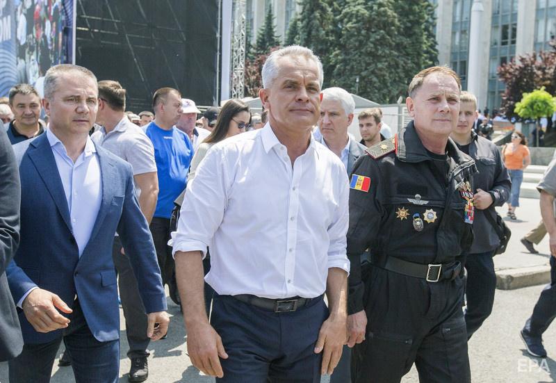 Плахотнюк покинул Молдову в 2019 году после смены правительства, добивался получения политического убежища в США, но проиграл суд. Фото: Dumitru Doru / ЕРА