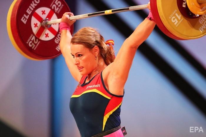 Лидия Валентин стала олимпийской чемпионкой из-за дисквалификации всех призеров Фото: EPA