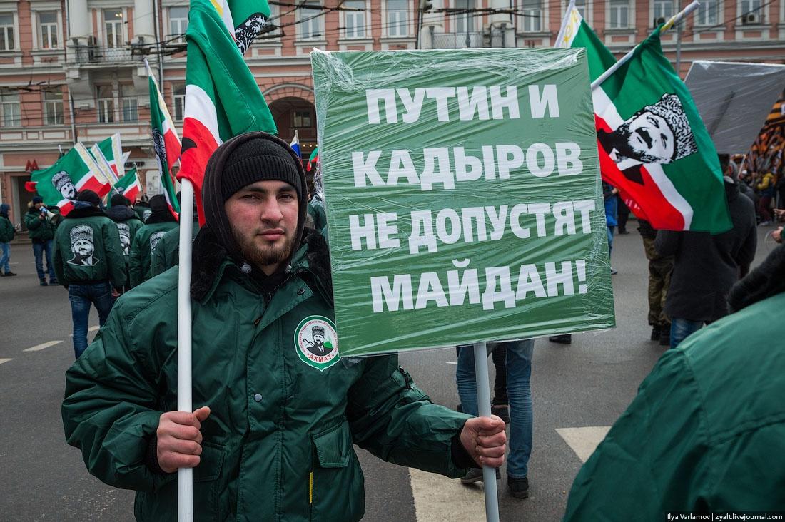 Российский политбеженец: в России Майдан невозможен в принципе