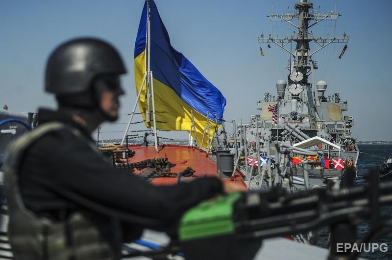 Рада приняла закон одопуске иностранных войск на Украинское государство для проведения учений