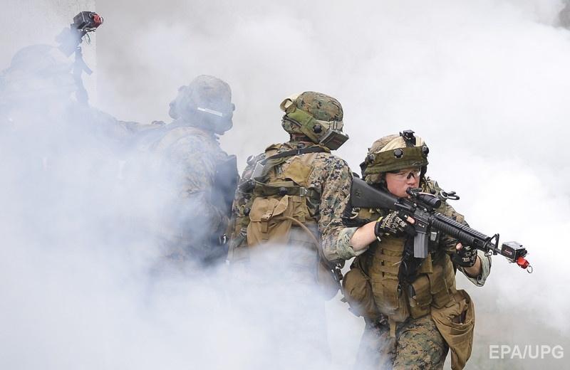 Рада предположила иностранных военных натерриторию государства Украины для проведения учений