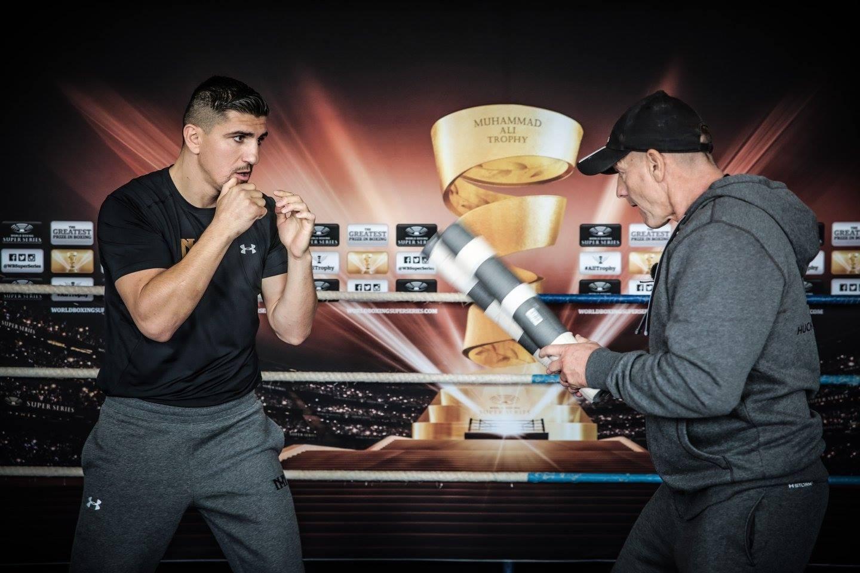 Марко Хук был чемпионом WBO в течение шести лет – с 2009 по 2015 годы. Фото: Фото: K2 Promotions (Klitschko Brothers' professional boxing promotional company) / Facebook