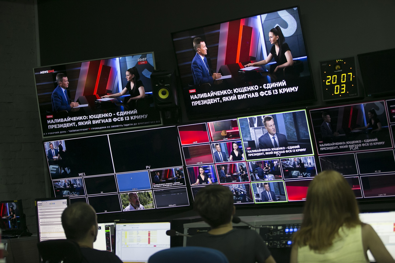 Фото предоставлено телеканалом NewsOne