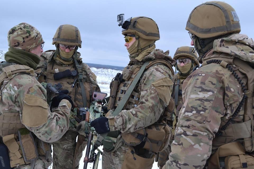 борода фото украинского спецназа на броне стенах свежие