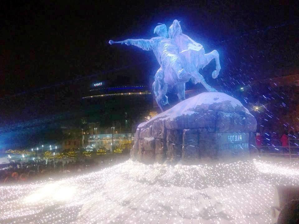 Памятник Богдану Хмельницкому. Фото: Володимир Кухар / Facebook