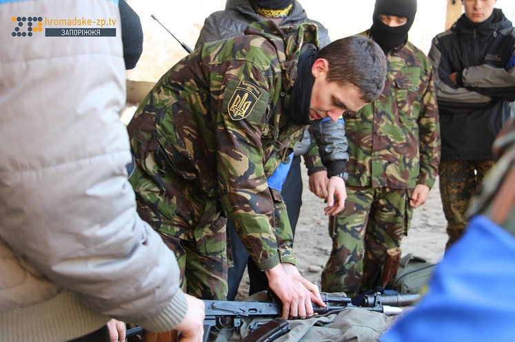 Прибалтийские и американские инструкторы прибыли на Украину для обучения бойцов ВСУ