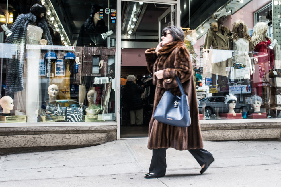 Русскоязычный Нью-Йорк: в ожидании лета. Фоторепортаж / Гордон