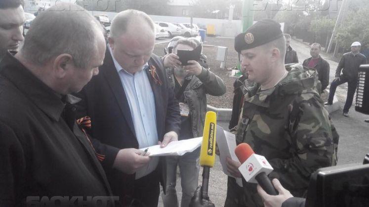 """Путинские байкеры уверяют, что прорвались в ЕС через Словакию. Эксперты отмечают, что это фейковые """"Ночные волки"""": """"У них паспорта Евросоюза"""" - Цензор.НЕТ 3613"""