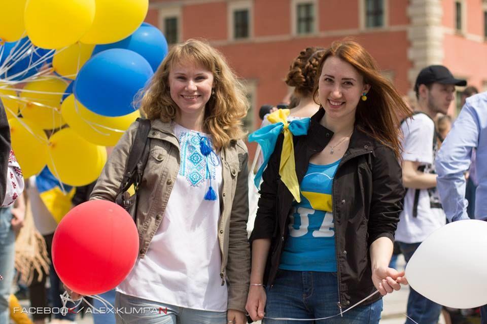знакомства украинок с поляками