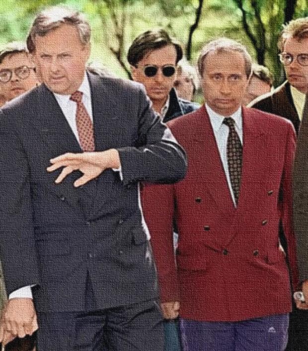 Европа проводит внешнюю политику под диктовку США, - Путин - Цензор.НЕТ 1004