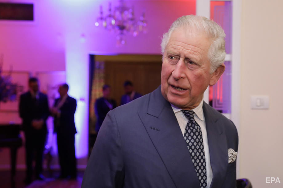 Британський принц Чарльз