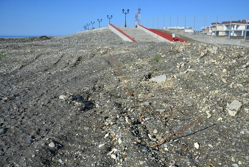 Город мертвых. Сочи после окончания Олимпиады-2014 / Гордон