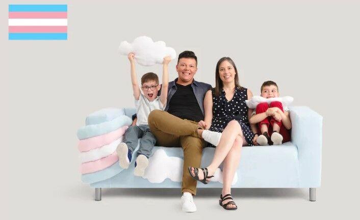 IKEA презентувала дивани в підтримку ЛГБТ-спільноти