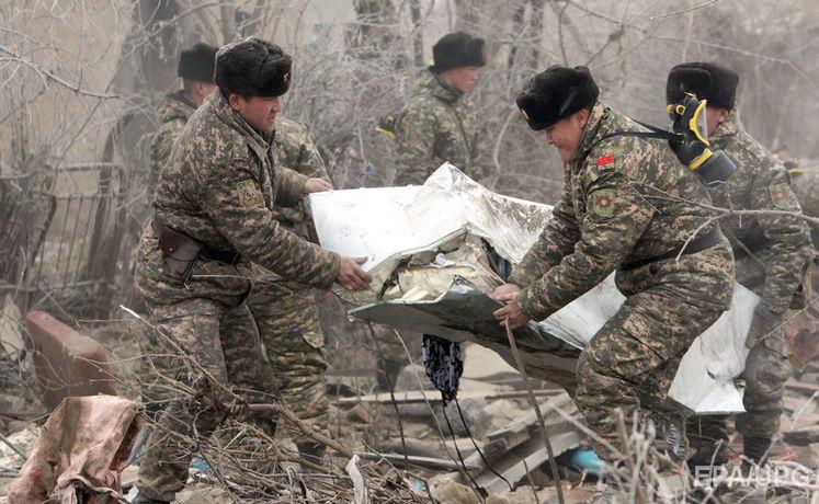 фото тел крушения самолета 31 октября