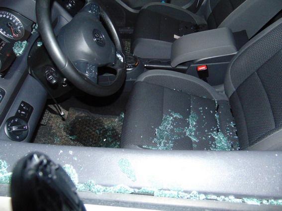 В Киеве неизвестные отобрали у водителя авто более миллиона гривен полиция / Гордон