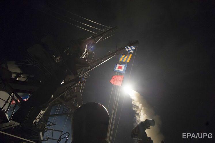 Ракетный удар в Сирии показывает, что Трамп готов действовать, когда некоторые страны пересекают черту, - Тиллерсон - Цензор.НЕТ 4998