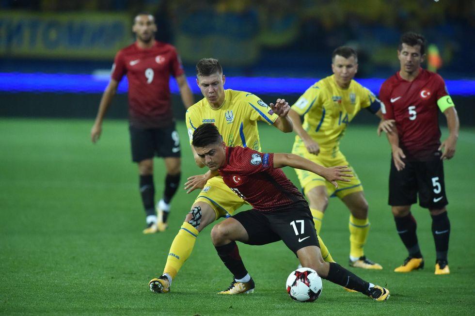 Сборная Украины Чемпионат Мира 2018 Таблица