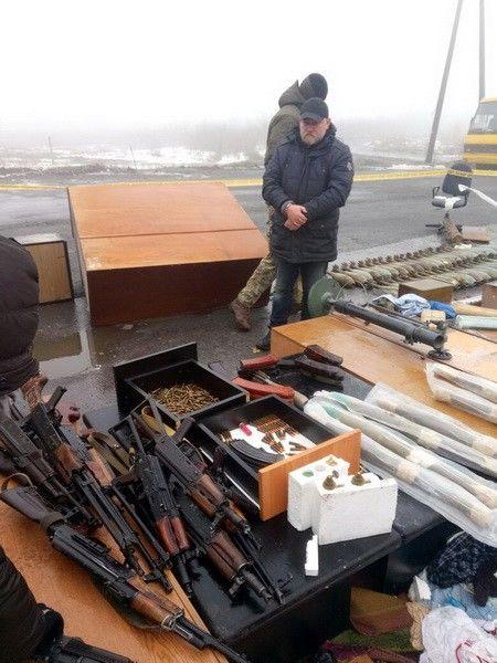 Підозрюваний у підготовці теракту Рубан залишив Україну - Цензор.НЕТ 6501