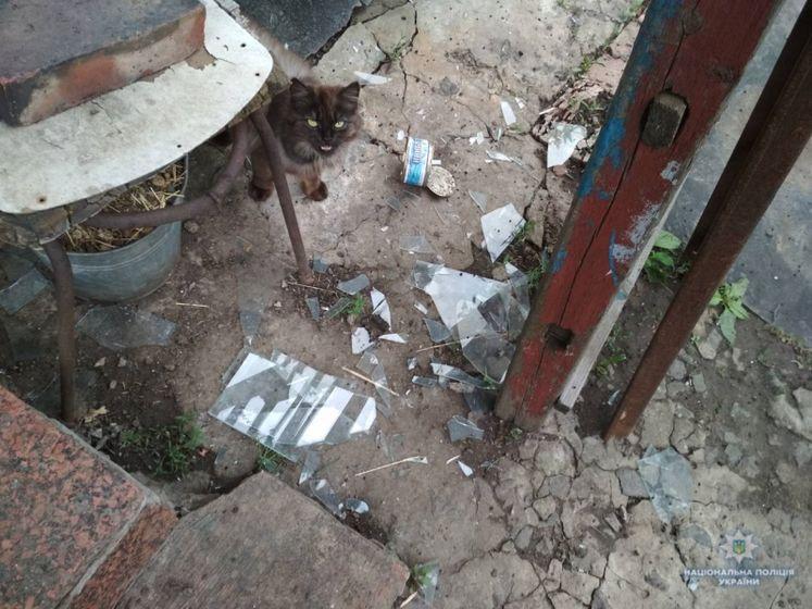 В Торецке в результате обстрела повреждены семь домов и здание детдома, в котором находилось 28 детей / ГОРДОН
