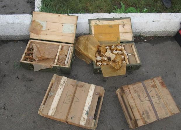 Террористы похитили на донецкой шахте 720 кг взрывчатки, 360 детонаторов и километр взрывного провода - Цензор.НЕТ 9913