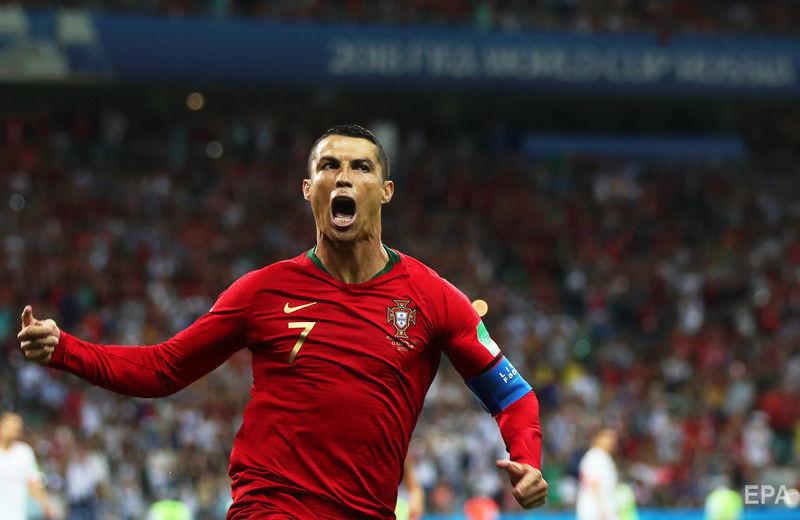 ЧМ 2018. Португалия и Испания сыграли вничью 3:3, Роналду сделал хет-трик. Фоторепортаж / ГОРДОН