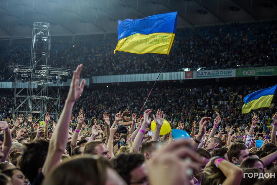 """""""Океан Эльзы"""" дал юбилейный концерт в Киеве. Фоторепортаж / Гордон"""