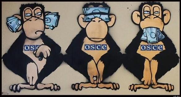 """ОБСЕ: В трех местах хранения отведенной техники боевиков """"ДНР"""" отсутствовало тяжелое вооружение - Цензор.НЕТ 7126"""