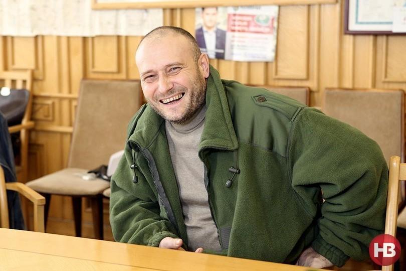 Корбан освободил свой кабинет в Днепропетровской облгосадминистрации. Фоторепортаж / ГОРДОН