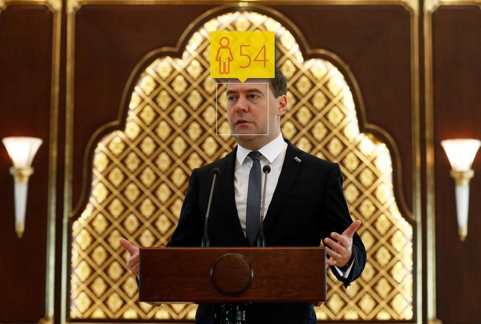 Сколько лет Дмитрию Медведеву Возраст Дмитрия Медведева