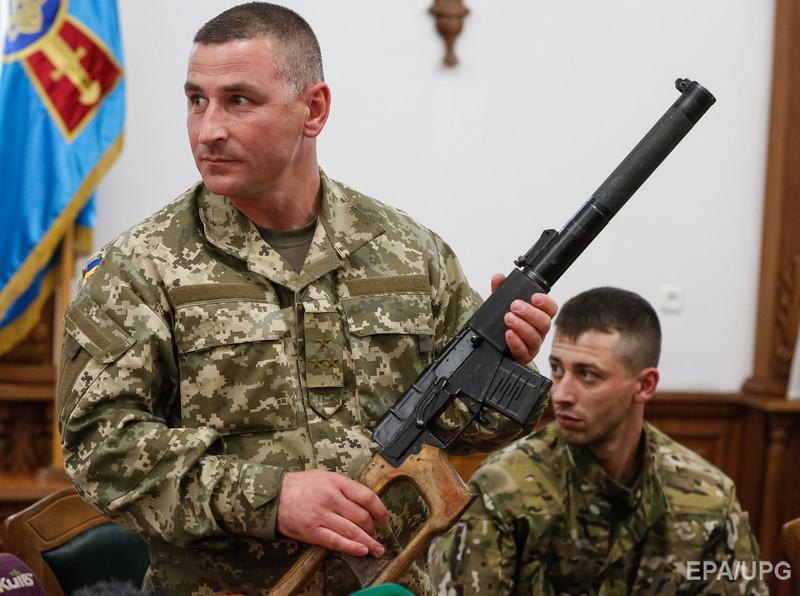 Документы о вторжении российской армии сфабрикованы СБУ 6