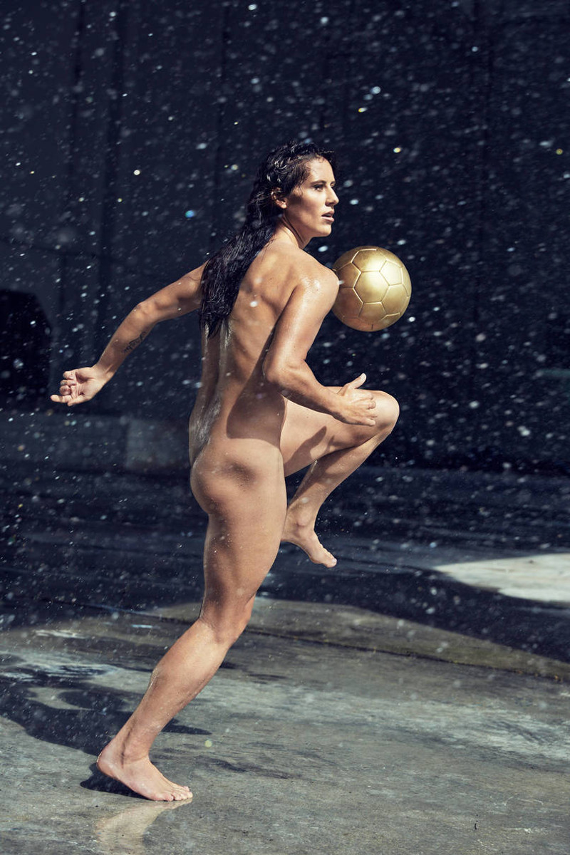 Naked Olympian Bodies