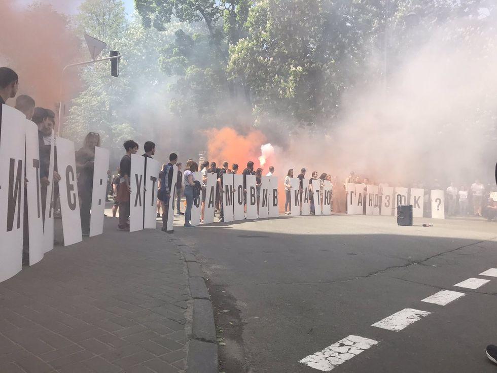 Киев. Фото: ЦПК / Шабунін / Twitter