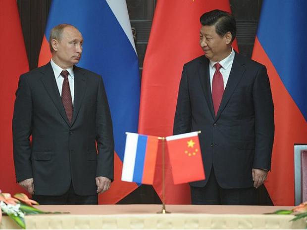 Объединится ли Россия с Китаем против Украины и Запада?