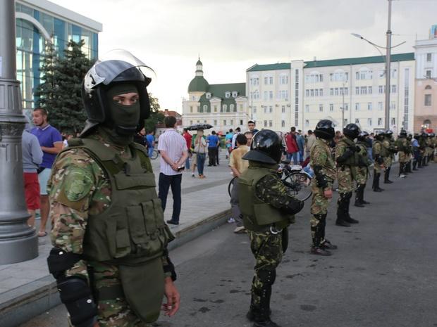 Может ли вооруженное противостояние выйти за пределы Донбасса?