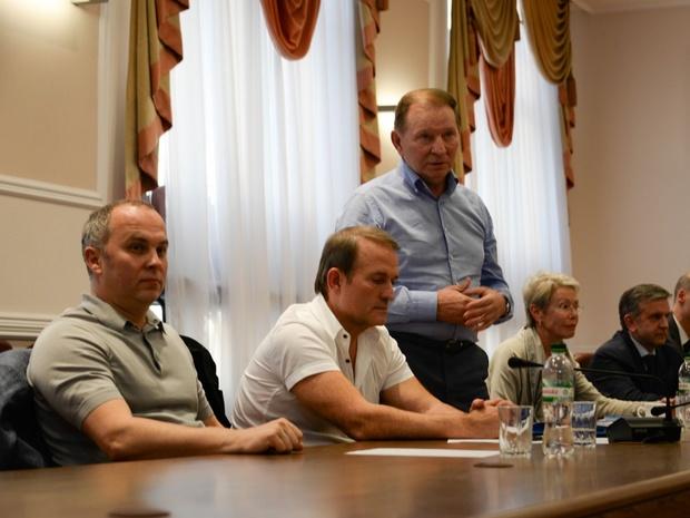 Учасникам Тристоронньої контактної групи з питань Донбасу потрібні статус, фінансування і дипломатичні паспорти, - Безсмертний - Цензор.НЕТ 1580