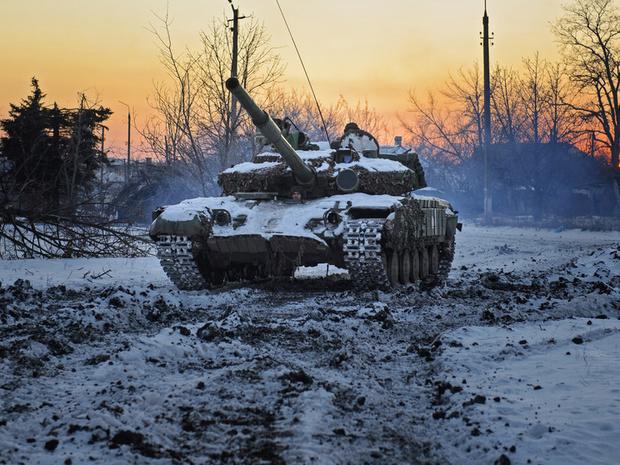 Почему активизировались боевые действия на Донбассе?