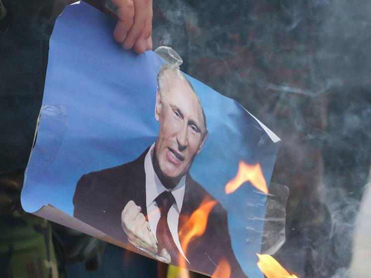 Что случилось с Путиным?